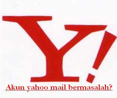 tips cara mengatasi akun email yahoo yang tidak bisa dibuka anda ...
