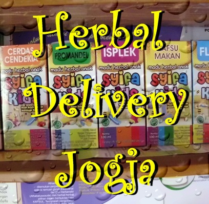 herbal delivey jogja