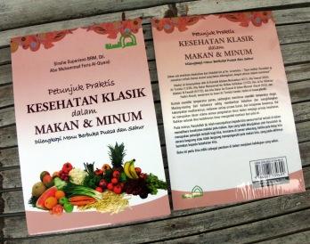 petunjuk kesehatan klasik dalam makan dan minum - toko almishbah book3